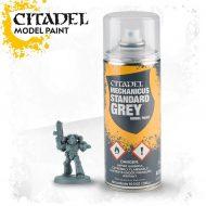 Mechanicus Standard Grey Primer / Spray