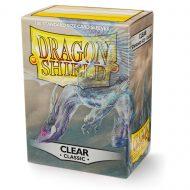 Dragon Shield Spilaplöst Classic Clear (100)