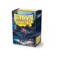 Dragon Shield Spilaplöst Matt  Black (100)