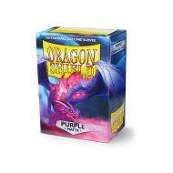 Dragon Shield Spilaplöst Matt  Purple (100)
