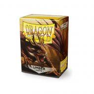 Dragon Shield Spilaplöst Matt Umber (100)
