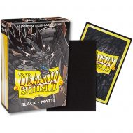 Dragon Shield Spilaplöst Yugioh Matt Black (60)