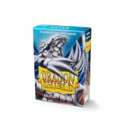 Dragon Shield Spilaplöst Yugioh Matt Silver (60)