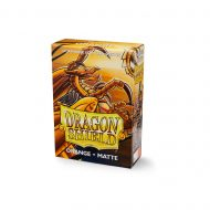 Dragon Shield Spilaplöst Yugioh Matt Orange (60)