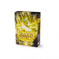 Dragon Shield Spilaplöst Yugioh Matt Yellow (60)