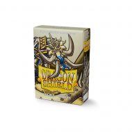Dragon Shield Spilaplöst Yugioh Matt Ivory (60)