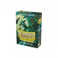 Dragon Shield Spilaplöst Yugioh Matt Olive (60)
