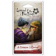 Legend of the Five Rings LCG A Crimson Offering – viðbót