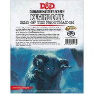 D&D 5th DM Screen Icewind Dale Rime of the Frostmaiden