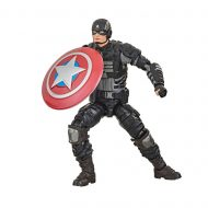 Avengers Marvel Legends Stealth Captain America Figure