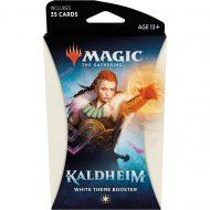 Magic Kaldheim: Theme Booster – White