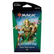 Magic Kaldheim: Theme Booster – Green – FORSALA