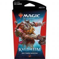 Magic Kaldheim: Theme Booster – Red – FORSALA