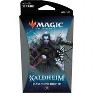 Magic Kaldheim: Theme Booster – Black – FORSALA