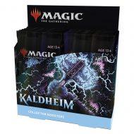 Magic Kaldheim: Collectors Booster Box með Buy a Box Prómó