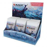 Magic Kaldheim: Set Booster Box með Buy a Box Prómó – FORSALA