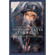 Saga Of Tanya Evil  Vol 08 (Light Novel )