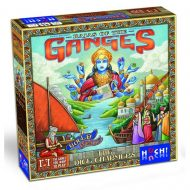 Rajas of the Ganges: The Dice Charmers – Roll & Write