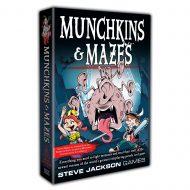 Munchkin Munchkins & Mazes