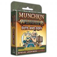 Munchkin Warhammer Age of Sigmar Guts & Glory