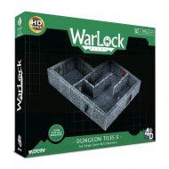 WarLock Tiles: Dungeon Tiles II – Full Height Stone Walls Expansion