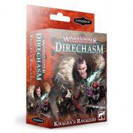 Warhammer Underworlds Khagra's Ravagers