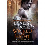 Wicked All Night (Night Rebel novel)