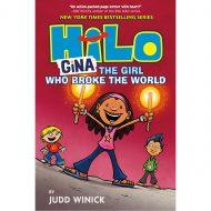 Hilo vol 07 – The Girl who Broke the World
