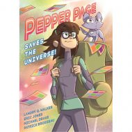 Pepper Page Saves the Universe