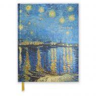 Van Gogh: Starry Night (Blank Sketch Book)