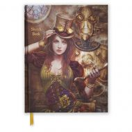 Steampunk (Blank Sketch Book)