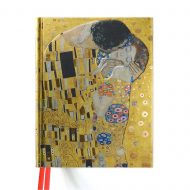 Gustav Klimt: The Kiss (Blank Sketch Book)