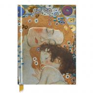 Klimt Three Ages of Woman Sketch Book