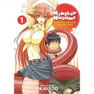 Monster Musume  Vol 01