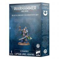 Ultramarines : Captain Uriel Ventris
