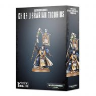 Ultramarines Chief Librarian Tigurius