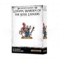 Idoneth Deepkin Lotann, Warden of the Soul Ledgers