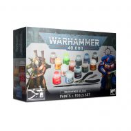 Warhammer 40.000 Paints and Tools Set
