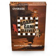Dragon Shield Spilaplöst Bord Game Non-Glare Oversize (82x124mm)