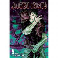 Jujutsu Kaisen Gn Vol 08
