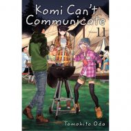 Komi Cant Communicate Gn Vol 11