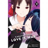Kaguya Sama Love Is War – Vol 18