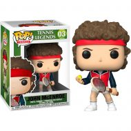 Tennis Legends John McEnroe Pop! Vinyl Figure