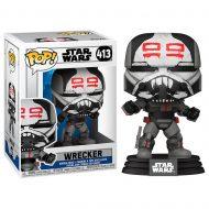 Star Wars: The Clone Wars Wrecker Pop! Vinyl Figure