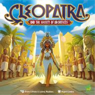 Cleopatra and the Society of Architects board game