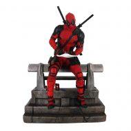 Marvel Premier Collection Deadpool Movie Statue