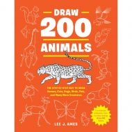Learn to Draw  200 Animal