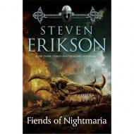 Fiends of Nightmaria (Malazan – Bauchelain & Korbal Broach)