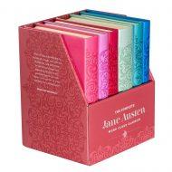 Jane Austen boxed set (Wordcloud Classics)