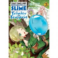 That Time I Got Reincarnated As A Slime: Trinity In Tempest Vol 03